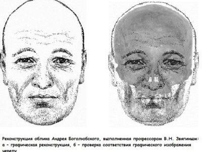 Реконструкция облика Боголюбского