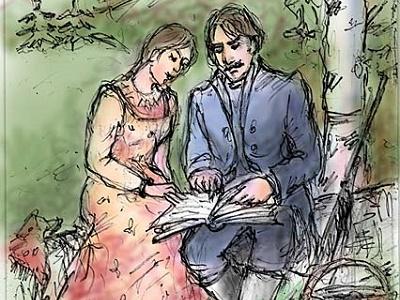 план барышня крестьянка пушкин
