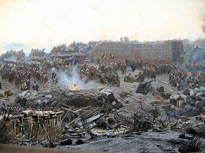 крымская война участники