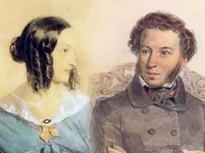 пушкин биография википедия