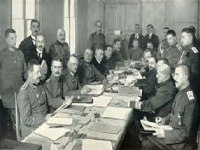 Брестский мирный договор