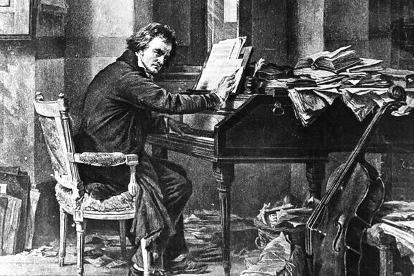 Людвиг ван Бетховен музыкальные произведения