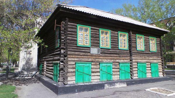 Дом в Семее, в котором Достоевский жил в 1857—1859 гг.