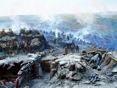поражение в крымской войне