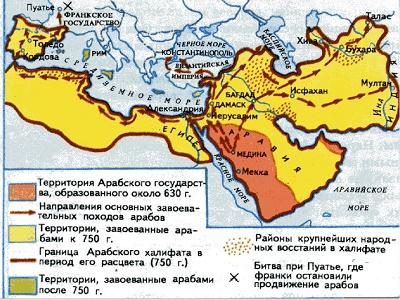 внешняя политика хазарского каганата