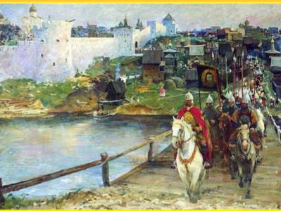 Куликовская битва кратко