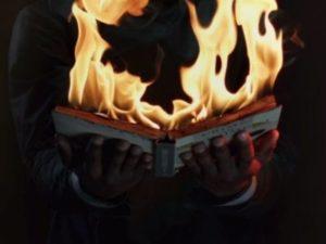 451 градус по фаренгейту автор