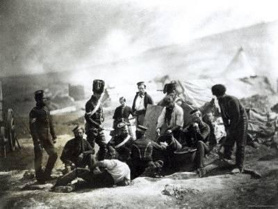 когда была крымская война
