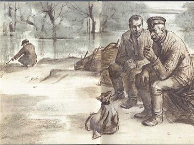 иллюстрация к рассказу