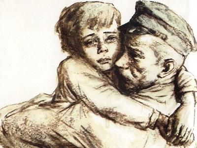 Андрей Соколов и сирота Ванька