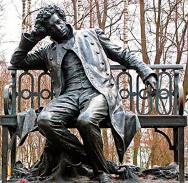 Анализ стихотворения памятник пушкина
