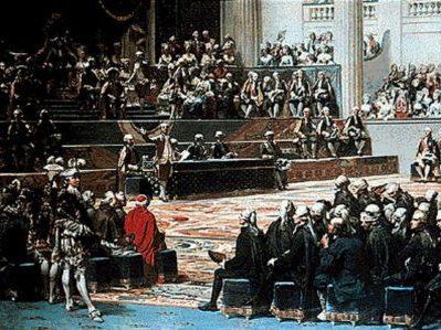 Первый созыв генеральных штатов во франции