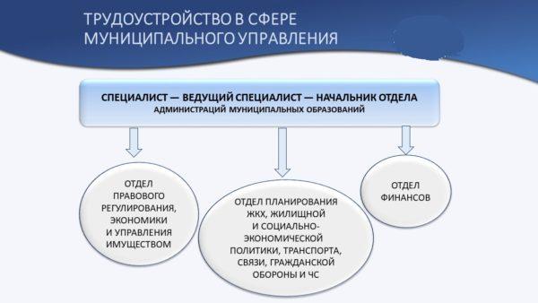 Государственное и муниципальное управление кем работать