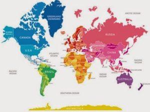 Что такое страны третьего мира: полный список