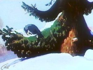 основная мысль басни ворона и лисица
