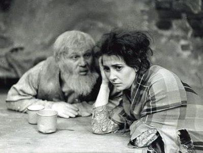 Образ Луки в пьесе Горького На дне