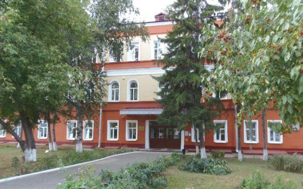 Омское музыкальное училище имени В.Я. Шебалина