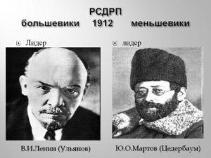 за что боролись большевики