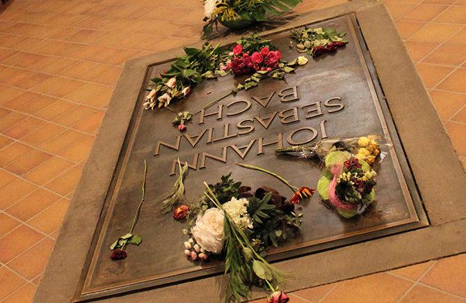 Могила в Церкви Святого Фомы