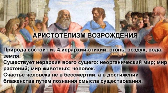 Аристотелизм