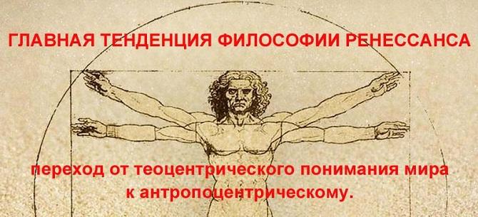 Философия Ренессанса
