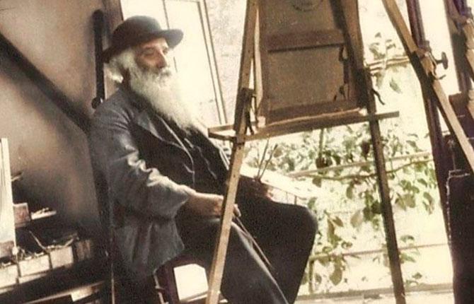 Последние работы великого импрессиониста Писсаро