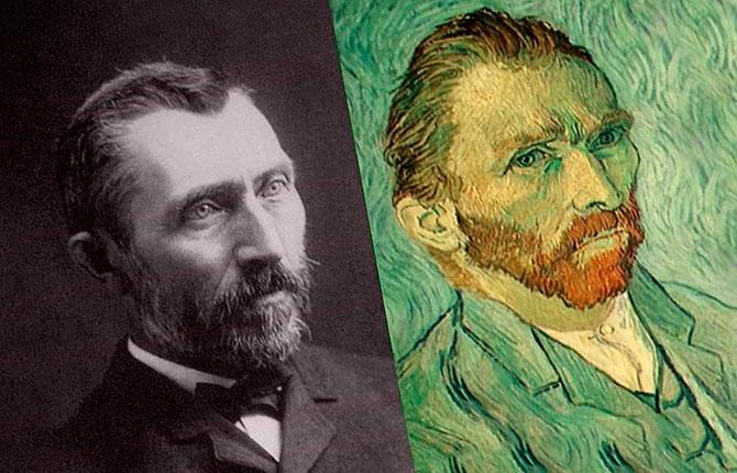 Художник - импрессионист Винсент Ван Гог - творец одних из самых дорогих картин в мире