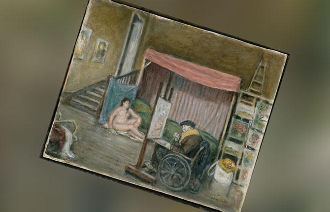 Художник-импрессионист Огюст Ренуар - интересные факты из жизни скульптора