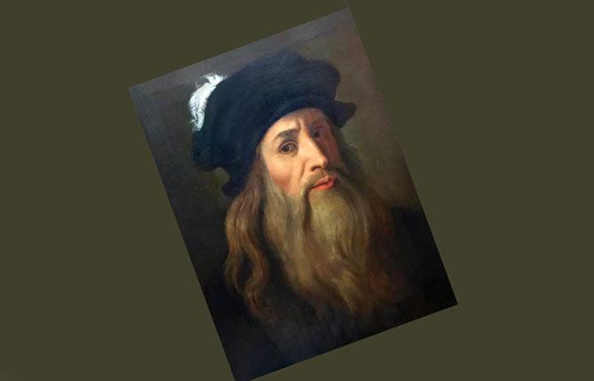Леонардо да Винчи - один из самых запоминающихся людей эпохи Возрождения