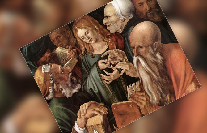 Знаменитый портретист Альбрехт Дюрер - интересные факты из жизни гравера