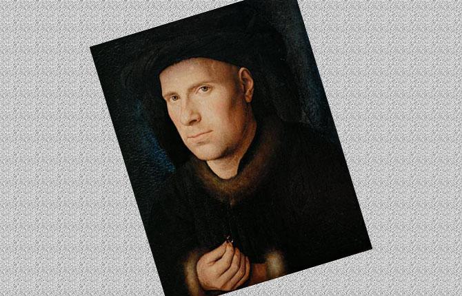 Портрет Яна де Лейва