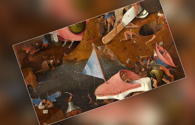 Известный живописец Иероним Босх - интересные факты из жизни художника