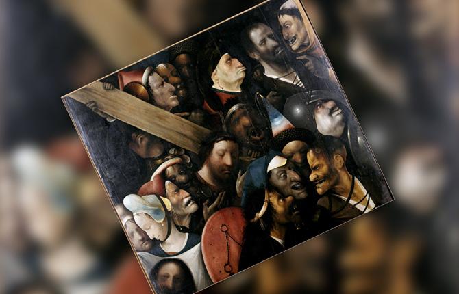 Картина художника Иеронима Босха