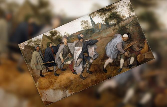 Нидерландский  художник Питер Брейгель Старший - биография и самые известные картины мастера