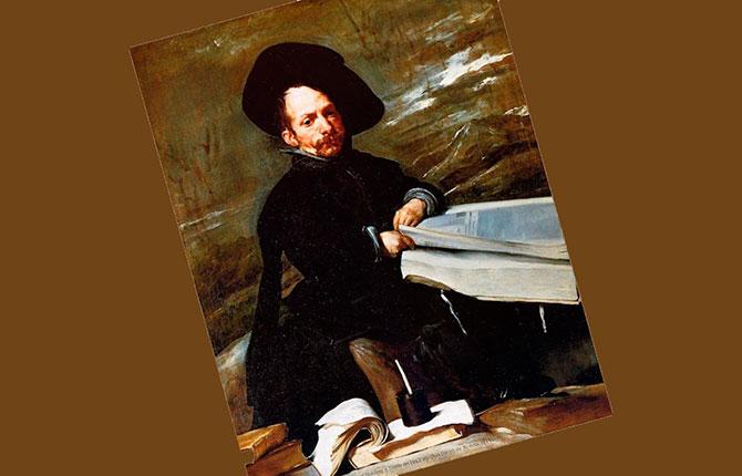 Диего Веласкес «Карлик дон Диего де Аседо по прозвищу Эль Примо» около 1644 г.