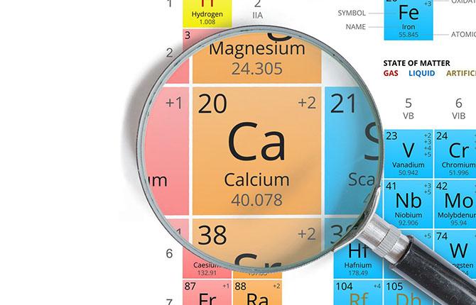 Место кальция в таблице Менделеева: его физические и химические свойства и роль в природе