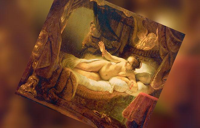 Гениальный живописец Рембрандт Харменс ван Рейн - интересные факты из жизни