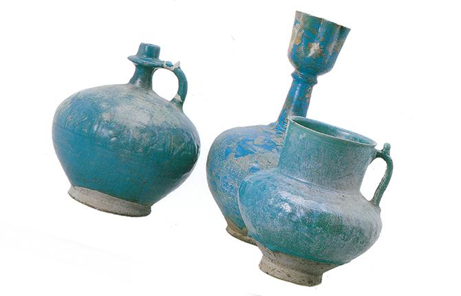 Керамика арабских стран
