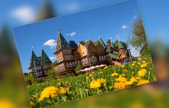 Дворцовое село Коломенское